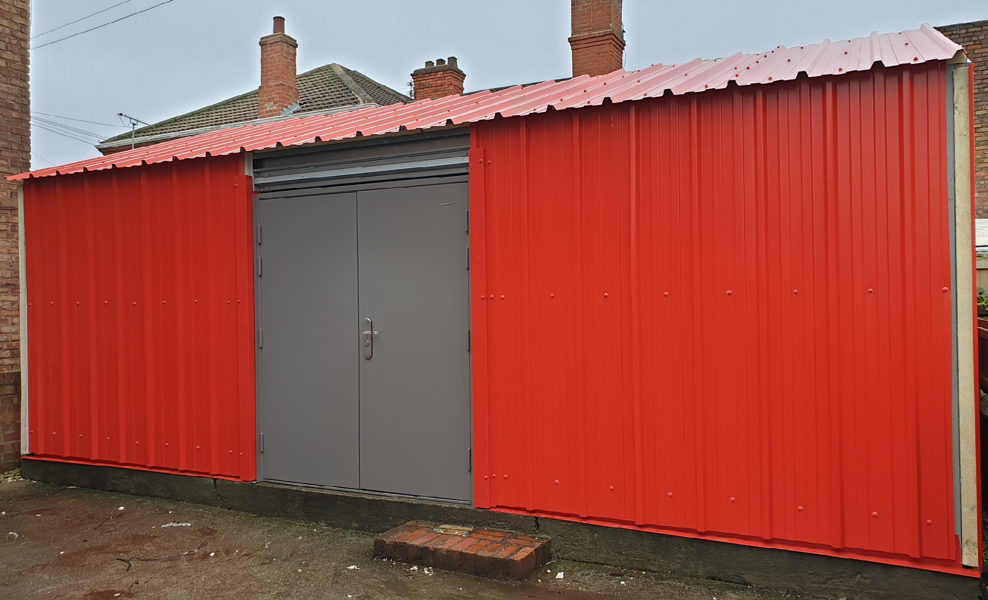 The Shed will provide a space in which members of the         community can get busy with projects that might interest them.