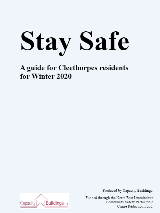 Supporting older residents in Cleethorpes to stay safe; avoid scams; be safety aware and more.