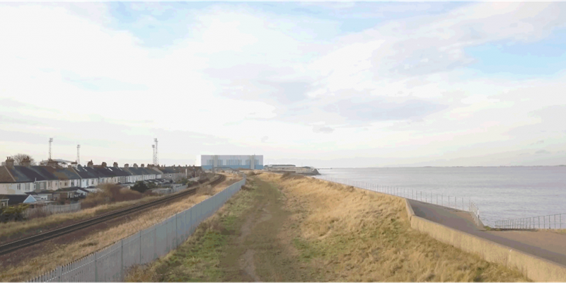 Behind North Beach in Cleethorpes, is a piece of rough ground favoured by local dog walkers. We're aiming to redevelop into something much more.